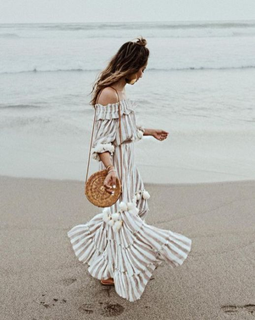 50 Woven and Bamboo Bags for Summer Ideas 51