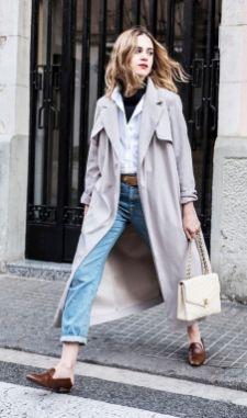 50 stilvolle Look Loafer Schuhe Street Styles Ideen 1