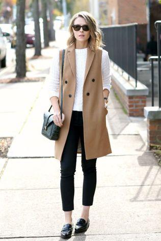 50 stilvolle Look Loafer Schuhe Street Styles Ideen 15