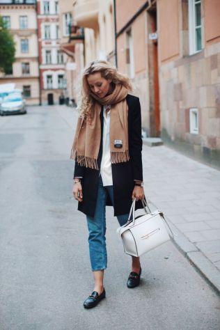 50 stilvolle Look Loafer Schuhe Street Styles Ideen 22
