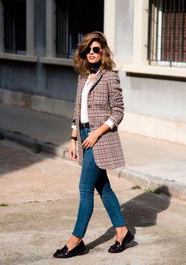 50 stilvolle Look Loafer Schuhe Street Styles Ideen 23