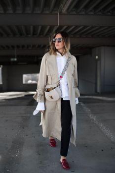 50 stilvolle Look Loafer Schuhe Street Styles Ideen 30