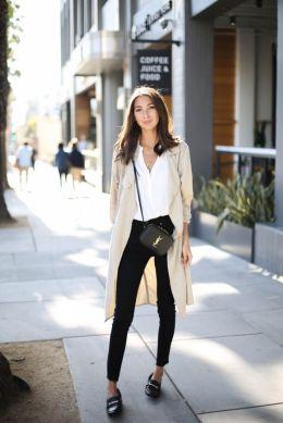 50 stilvolle Look Loafer Schuhe Street Styles Ideen 6