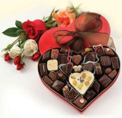 70 Schokoladengeschenk für Valentinstag Ideen 17 1