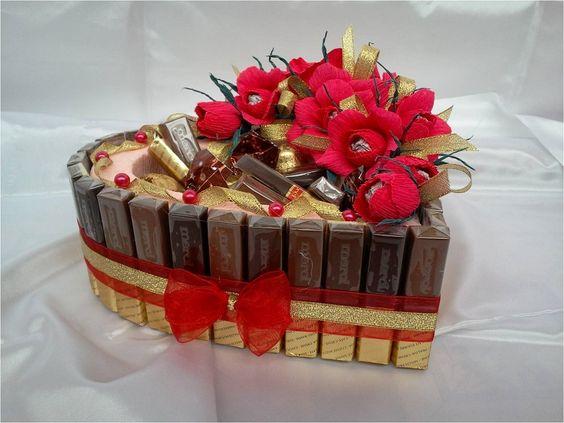 70 Schokoladengeschenk für Valentinstag Ideen 20 1