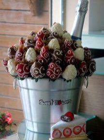 70 Schokoladengeschenk für Valentinstag Ideen 30
