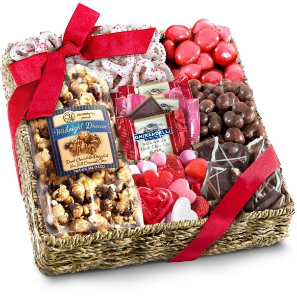 70 Schokoladengeschenk für Valentinstag Ideen 38