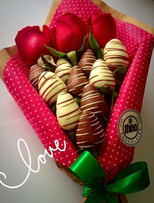 70 Schokoladengeschenk für Valentinstag Ideen 39 1