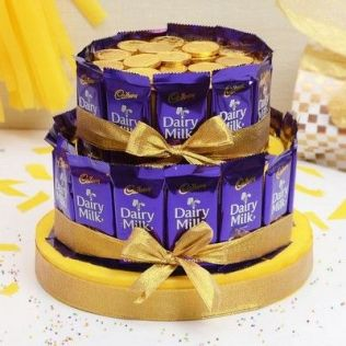70 Schokoladengeschenk für Valentinstag Ideen 4