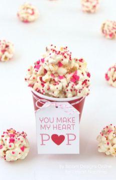 70 Schokoladengeschenk für Valentinstag Ideen 43