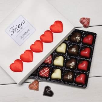 70 Schokoladengeschenk für Valentinstag Ideen 50