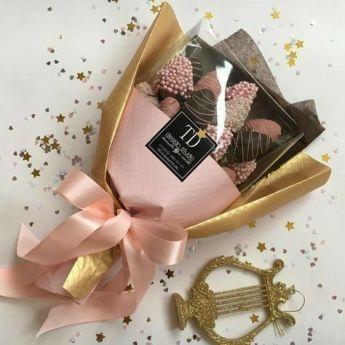 70 Schokoladengeschenk für Valentinstag Ideen 54