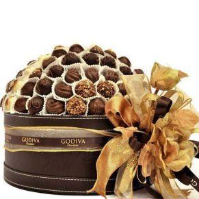 70 Schokoladengeschenk für Valentinstag Ideen 58