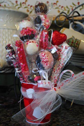 70 Schokoladengeschenk für Valentinstag Ideen 59