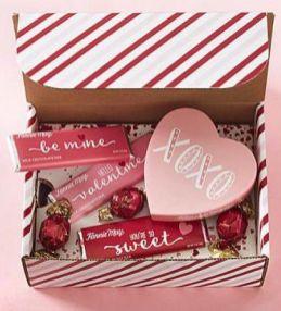 70 Schokoladengeschenk für Valentinstag Ideen 67