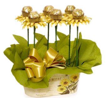 70 Schokoladengeschenk für Valentinstag Ideen 7