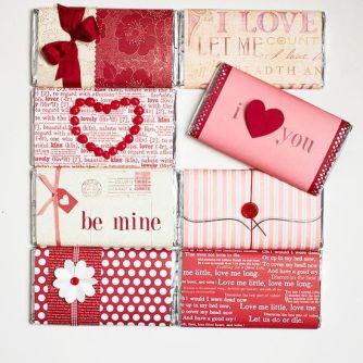 70 Schokoladengeschenk für Valentinstag Ideen 72