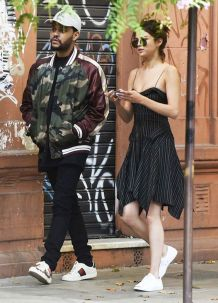70 Ways Selena Gomes Styles with Sneakers Ideas 66