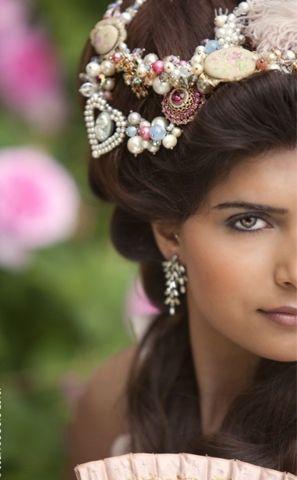 30 Bridal Victorian Hairstyles Ideas 16