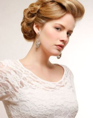30 Bridal Victorian Hairstyles Ideas 9