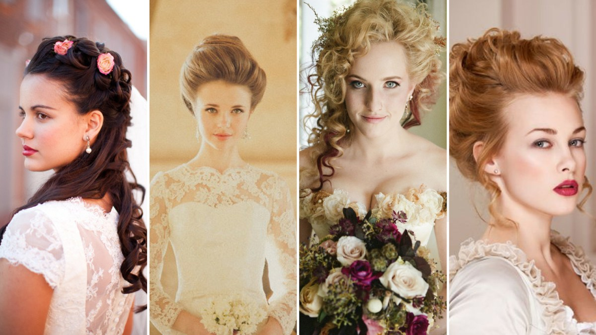 30+ bridal victorian hairstyles ideas | style female