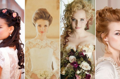 30 Bridal Victorian Hairstyles Ideas