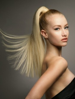 30 Simple Long Hairstyles for Party Look Ideas 14