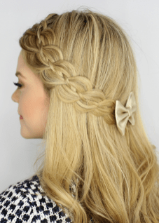 30 Simple Long Hairstyles for Party Look Ideas 31 1