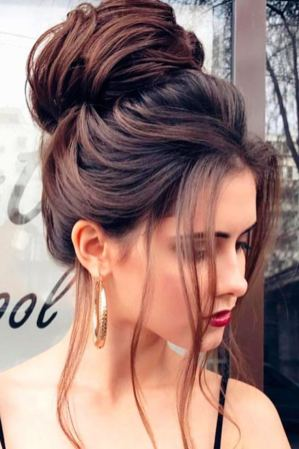 30 Simple Long Hairstyles for Party Look Ideas 32