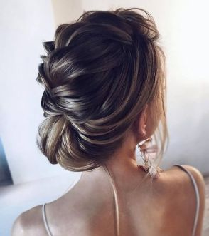 30 Simple Long Hairstyles for Party Look Ideas 5