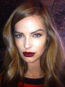 40 Burgundy Makeup Look Ideas 12