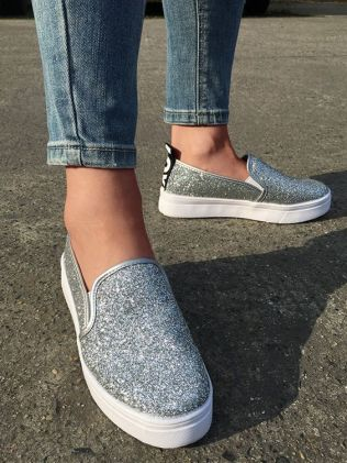 40 Chic Sequin Shoes Ideas 40