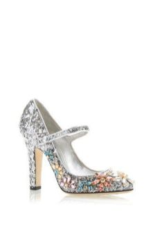40 Chic Sequin Shoes Ideas 5