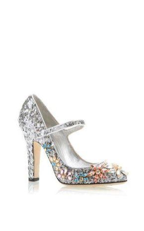 40 Chic Sequin Shoes Ideas 5