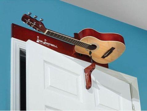 40 DIY Repurpose Old Guitars Ideas 11