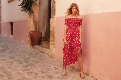 40 Fashionable Floral Print Dresses for Summer Ideas 40