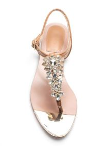 40 Glam Flat Sandals for Summer Ideas 29