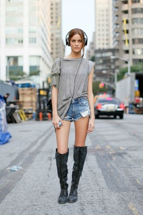 40 Hot pants Outfits for Perfect Summer Ideas 20