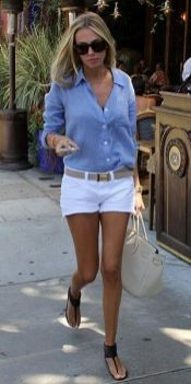 40 Hot pants Outfits for Perfect Summer Ideas 4