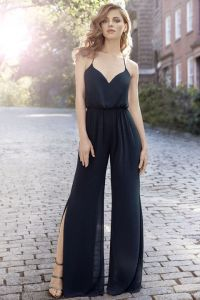40 Jumpsuits Look for Bridemaids Ideas 11