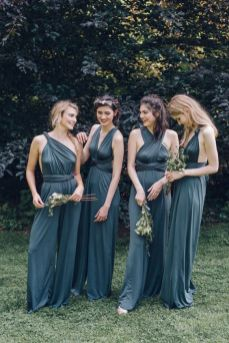 40 Jumpsuits Look for Bridemaids Ideas 19