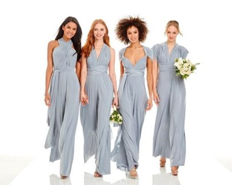 40 Jumpsuits Look for Bridemaids Ideas 26