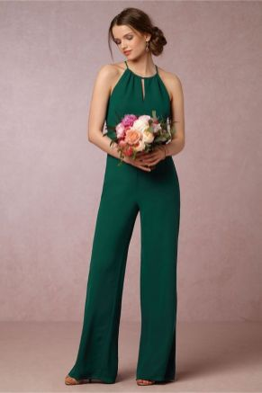 40 Jumpsuits Look for Bridemaids Ideas 30
