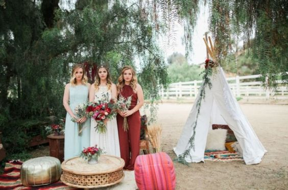 40 Jumpsuits Look for Bridemaids Ideas 44