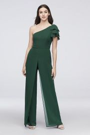 40 Jumpsuits Look for Bridemaids Ideas 6