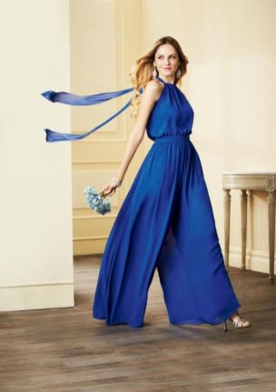 40 Jumpsuits Look for Bridemaids Ideas 9