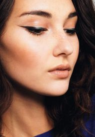 40 Simple Winged Eyeliner You Should to Copy 31
