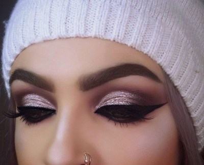 40 Simple Winged Eyeliner You Should to Copy 37