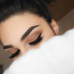 40 Simple Winged Eyeliner You Should to Copy 40