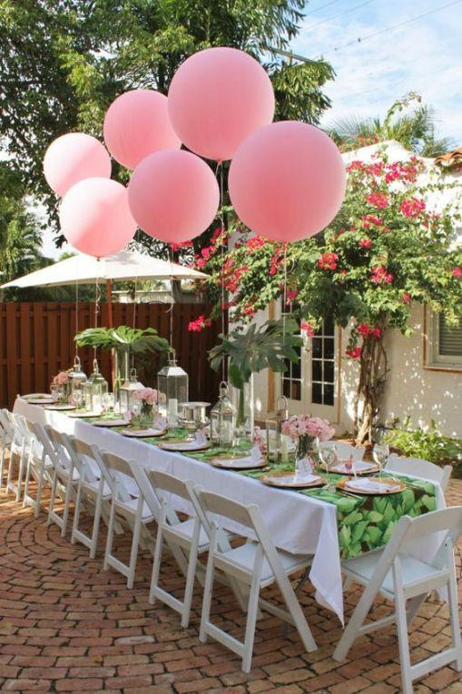 40 Summer Party Decoration Ideas 13